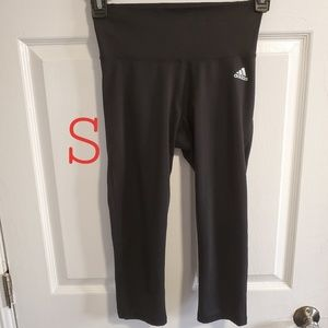 Adidas Climalite High Rise leggings